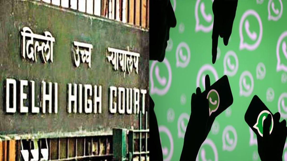 WhatsApp approaches High Court against new IT rules of central government