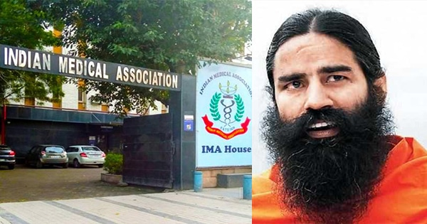ima said that Baba Ramdev is spreading illusions about allopathy to sell his illicit drugs