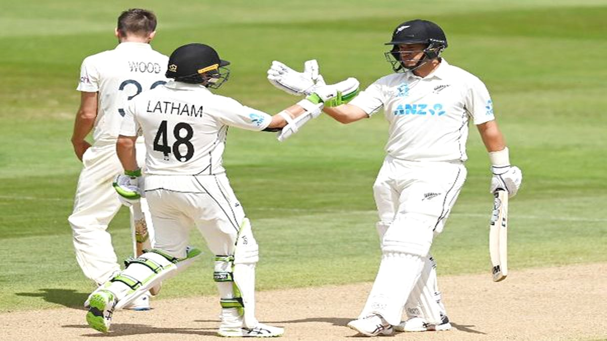 New Zealand created history won the series after 22 years