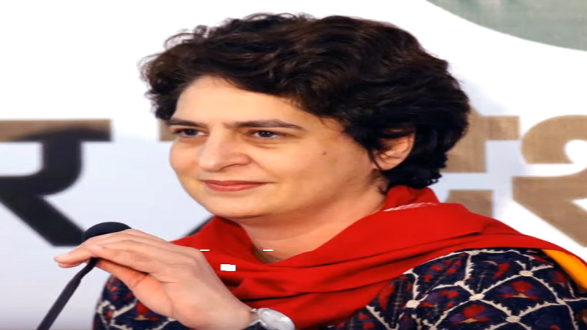 Priyanka Gandhi asked questions to the state and central government on the huge increase in the prices of petrol and diesel