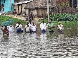 Bihar News of relief came the water level of rivers decreased