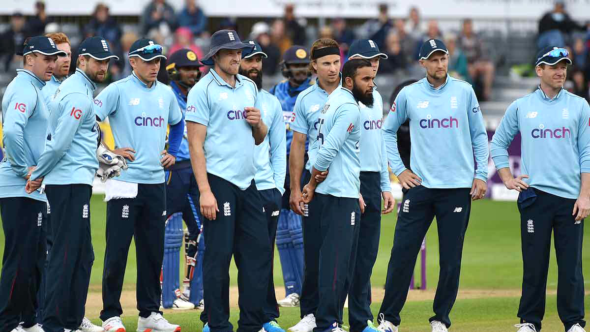 Clouds of crisis hovering over ENG IND series English player becomes Corona positive