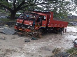 Heavy rains cause havoc in Himachal all rivers in spate