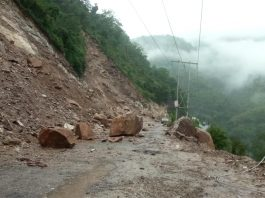 Himachal More than 50 roads closed due to heavy rains