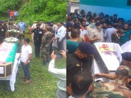 Himachal The head of the jawan was going to be decorated in October he was already martyred
