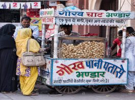 The city of UP where there are millionaires selling chaat three cars each with junkyards