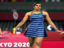 Tokyo Olympics Another medal assured for India PV Sindhu reaches semi finals