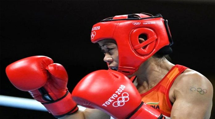Tokyo Olympics Big setback for India star boxer Mary Kom out of Olympics
