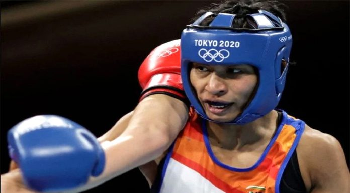 Tokyo Olympics Indias medal in boxing confirmed Lovlina reaches semi finals