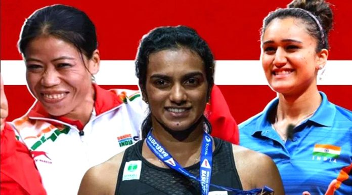 Tokyo Olympicsn Mary Koms splendid punch Sindhu Banna also reached the next round