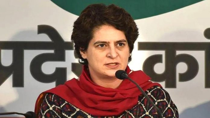 UP Assembly Elections Congress may forge an alliance Priyanka Gandhi hints