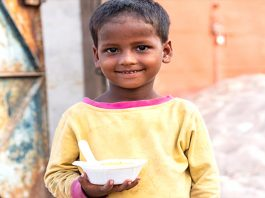 UP Four lakh children are malnourished in the state UP is at number one in the country
