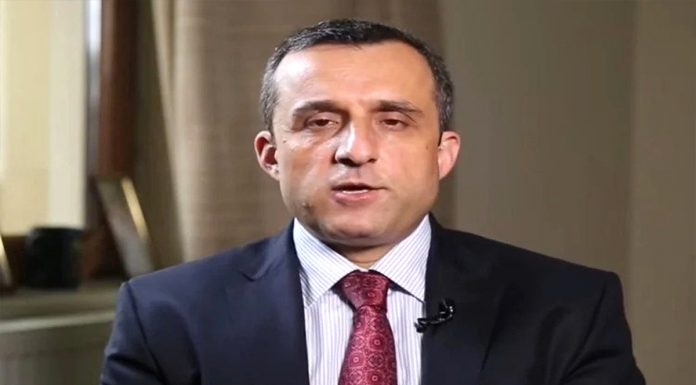 Afghanistan Amrullah Saleh is the new caretaker president of the country a new turn came in the time of crisis