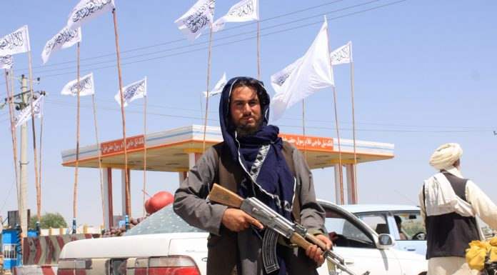 Afghanistan Taliban furious with protests firing again at Kabul airport