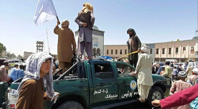 Afghanistan Taliban reached 11 km from Kabul instability continues in the country