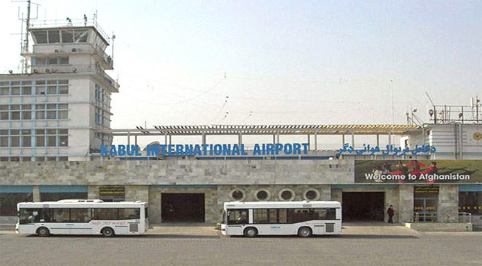 Afghanistan shelling in Kabul airport 5 people killed Indians still trapped there