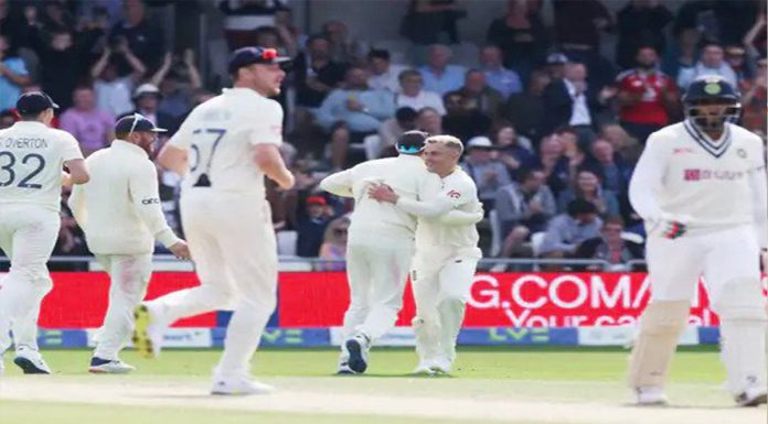 IND vs ENG Team India kneels in front of England Virat Sena reduced to 78 runs