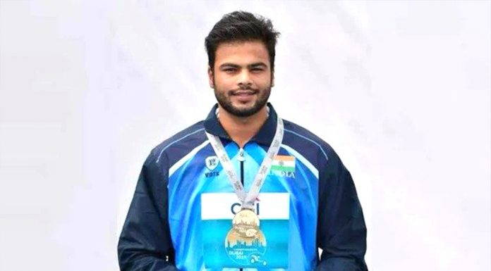 Tokyo Paralympics Another gold in Indias bag athletes creating history