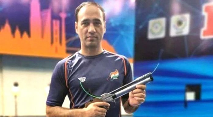 Tokyo Paralympics Another medal for India Sinhraj won bronze in Air Pistol