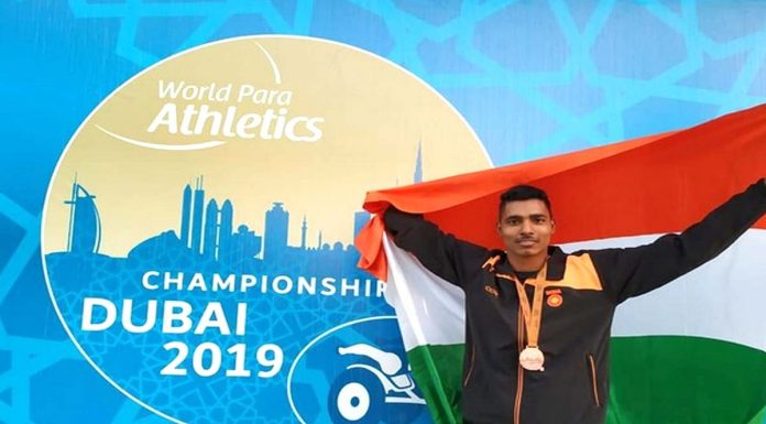 Tokyo Paralympics Another medal in Indias bag silver again