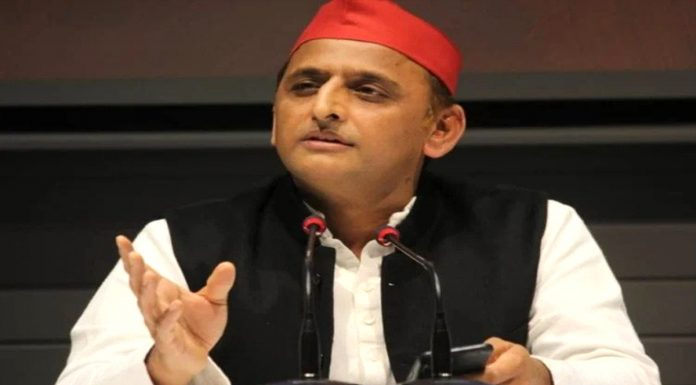 UP BSP and Congress should decide whether the fight is with us or with the BJP Akhilesh Yadav