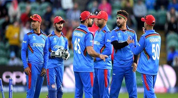 Doubt over Afghanistans play in T20 World Cup Taliban flag will not be allowed