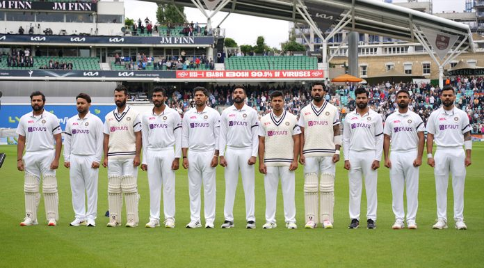 Eng Vs Ind India was battered again in front of the swing half the team returned to the pavilion till tea