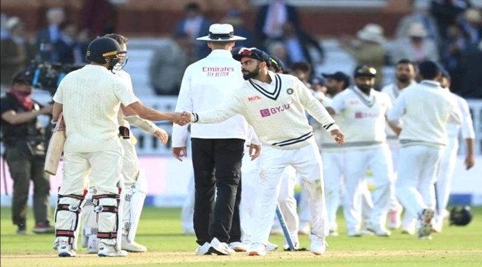 Fifth Test match canceled BCCI said the match will be held later