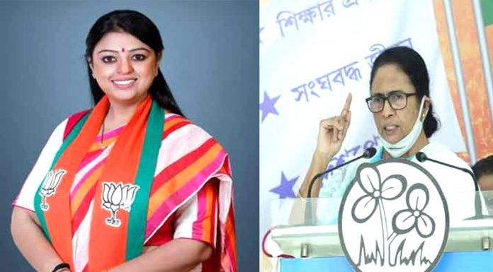 Mamta Banerjee to file nomination from Bhawanipur today Priyanka Tibriwal of BJP will be in front