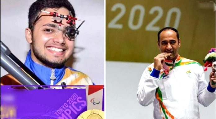 Tokyo Paralympics Gold and silver in Indias bag two medals in badminton and confirmed