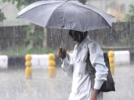 UP Due to heavy rains the condition of the state is bad the cyclone of Bengal will have an effect for two days.