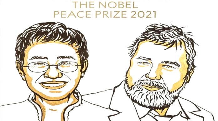 Announcement of Nobel Peace Prizes know which countries citizens have got the honor