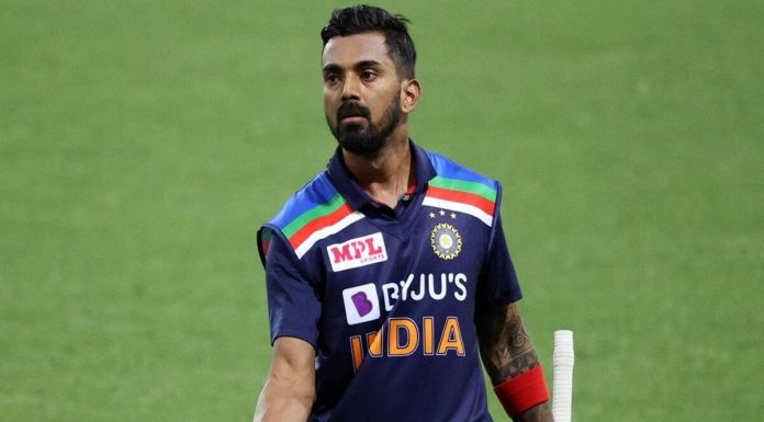 IPL 2021 KL Rahul showed the power of the bat this is Chennais third consecutive defeat