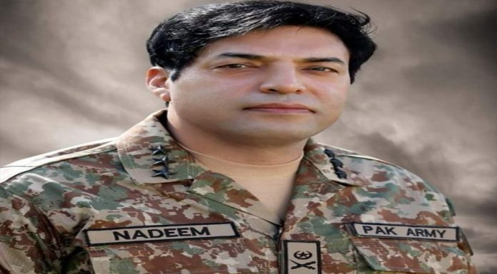 Pakistan Army heavy on government ISI chief changed without informing