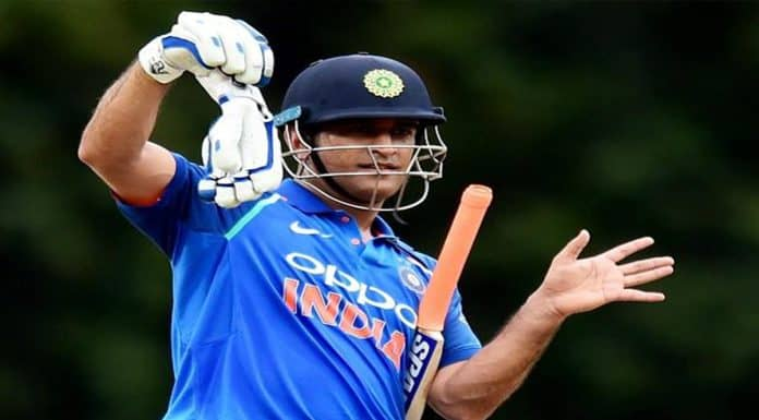 T20 World Cup Mahendra Singh Dhoni will not charge any fee for the service of the mentor BCCI informed